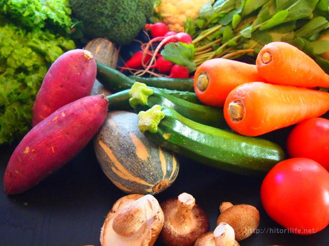 1人暮らしで食事の節約をしても野菜を使いたい!